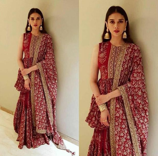 Aditi Rao Hydari Elegance Personified