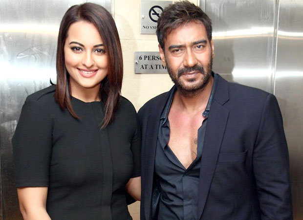Ajay Devgn's prank on Sonakshi Sinha will scare the bejesus off you