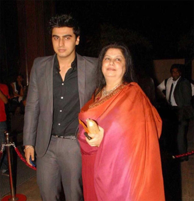 Arjun Kapoor pens a heartbreaking emotional post for mom Mona Kapoor on her death anniversary