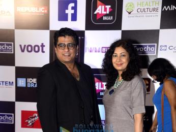 Celebs grace Alt Balaji's Digital Awards 2018