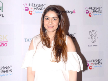 Celebs grace the initiative 'Helping Hands'