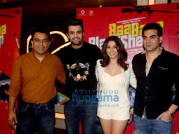 Celebs grace the premiere of 'Baa Baaa Black Sheep'