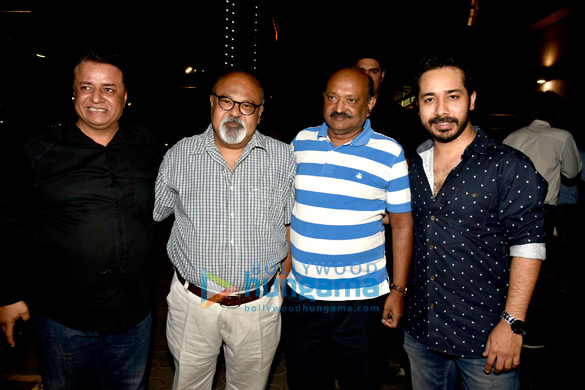 Celebs grace the special screening of 'Raid' hosted by Saurabh Shukla