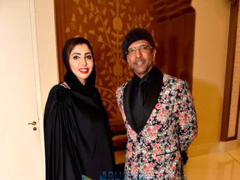 Deepika Padukone, Fawad Khan, Karan Johar and others attend Filmfare Middle East Awards