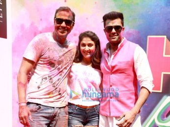 Huma Qureshi, Urvashi Rautela, Manish Paul and others grace the Zoom Holi Party 2018