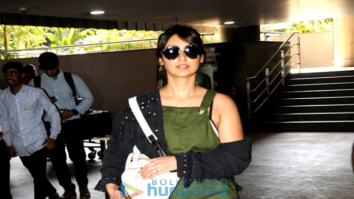 Ileana D'Cruz, Aftab Shivdasani, Elli Avram and others snapped at the airport