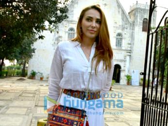 Iulia Vantur spotted in Bandra