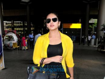 Kamal Haasan, Boney Kapoor, Huma Qureshi and others snapped at the airport