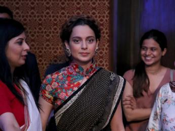 Kangana Ranaut attends the CNN News18 India Rising programme
