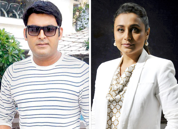 Kapil Sharma cancels shoot with Rani Mukerji, says a source in Pinkvilla