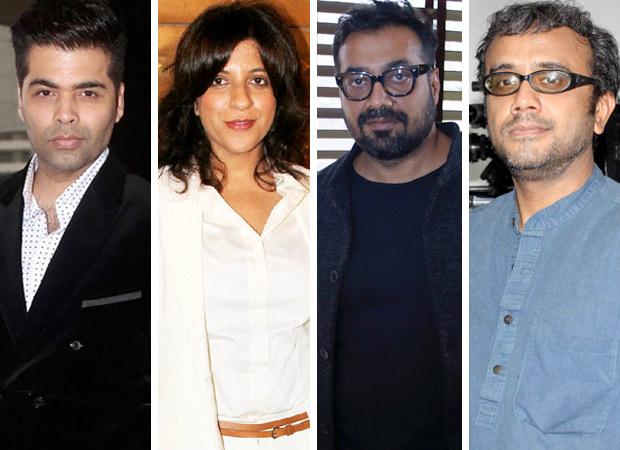 Karan Johar, Zoya Akhtar, Anurag Kashyap and Dibakar Banerjee come together for Lust Stories