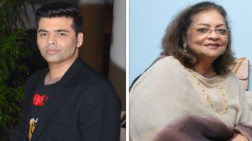 Karan Johar to celebrate mother Hiroo Johar's 75th Birthday in a big way
