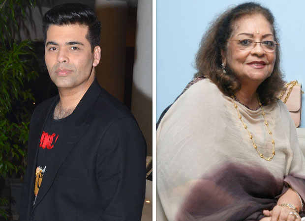 Karan Johar to celebrate mother Hiroo Johar's 75th Birthday in a big way