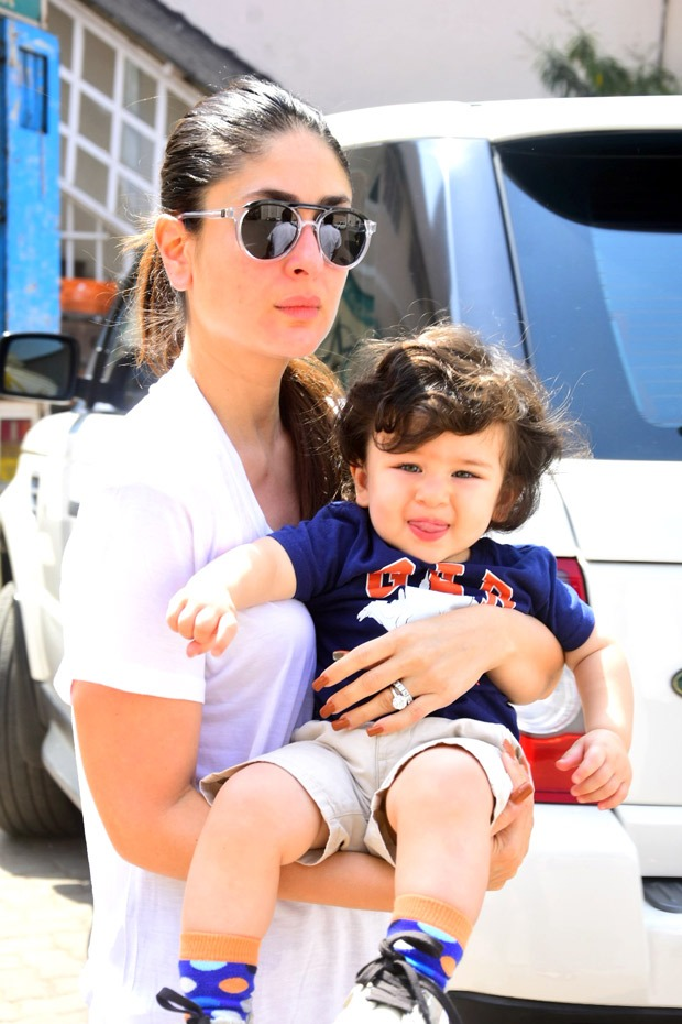 Kareena Kapoor jokes that she wants Taimur to feature in Student Of The Year sequel (watch viral video)