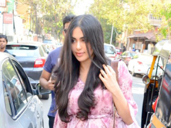 Kartik Aaryan and Adah Sharma spotted at Farmers Cafe in Bandra