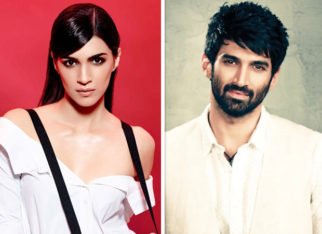 Kriti Sanon and Aditya Roy Kapur to come together for a Mohit Suri directorial?
