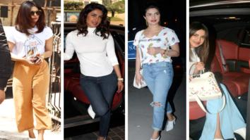 Priyanka Chopra and her torrid love affair with white heels and summer fashion
