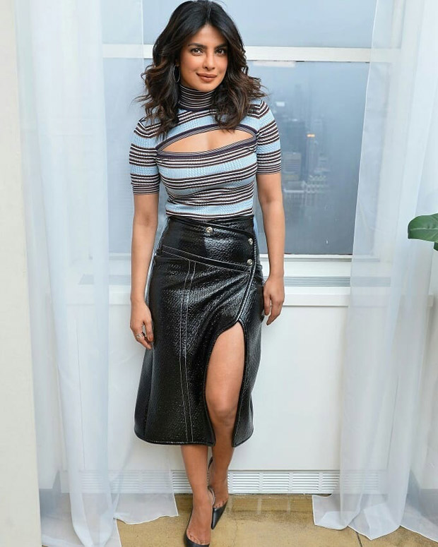 Priyanka Chopra embodies effortless chic