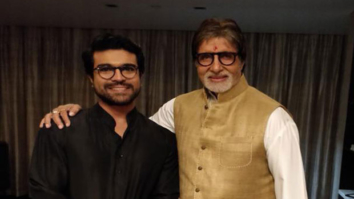 Ram Charan says working with Amitabh Bachchan is his best birthday gift
