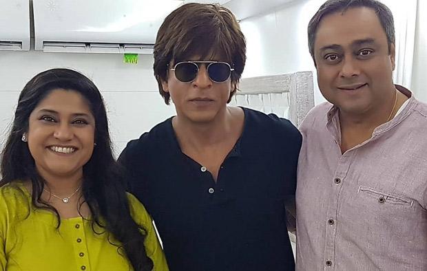 Renuka Shahane's reunion with Circus co-star Shah Rukh Khan and Sailaab co-star Sachin Khedekar will make you nostalgic