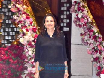 Shah Rukh Khan, Katrina Kaif, Karan Johar and others snapped at Akash Ambani and Shloka Mehta's pre-engagement