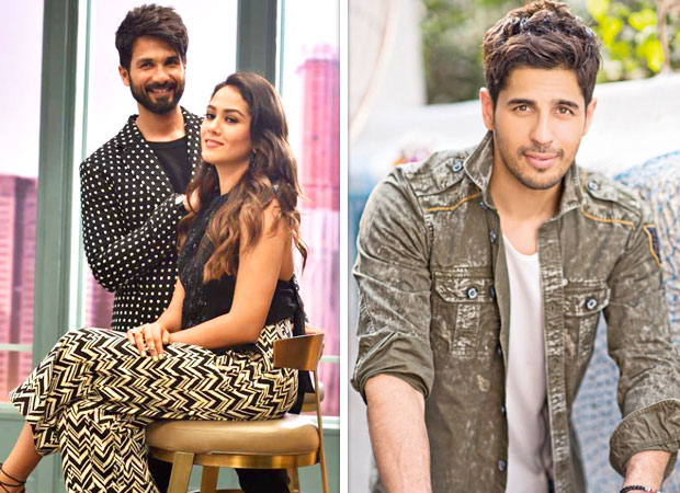 Shahid Kapoor's wife Mira Rajput confesses that she wants to date Sidharth Malhotra