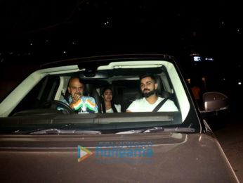 Special screening of the film 'Pari' at Yash Raj Studios