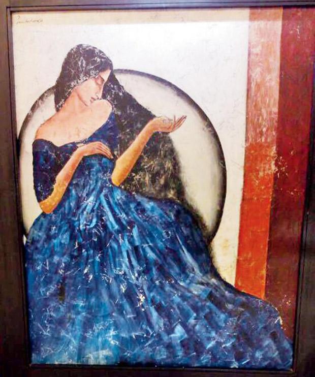 Sridevi had painted Sonam Kapoor's look from her debut film Saawariya
