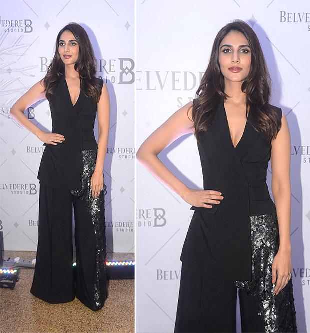 Vaani Kapoor at Belvedere Studio B launch