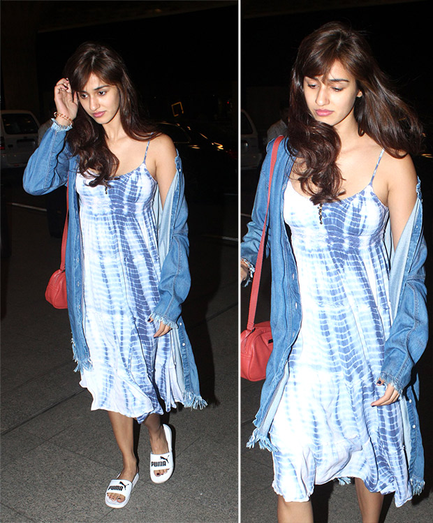 Weekly Airport Style: Disha Patani