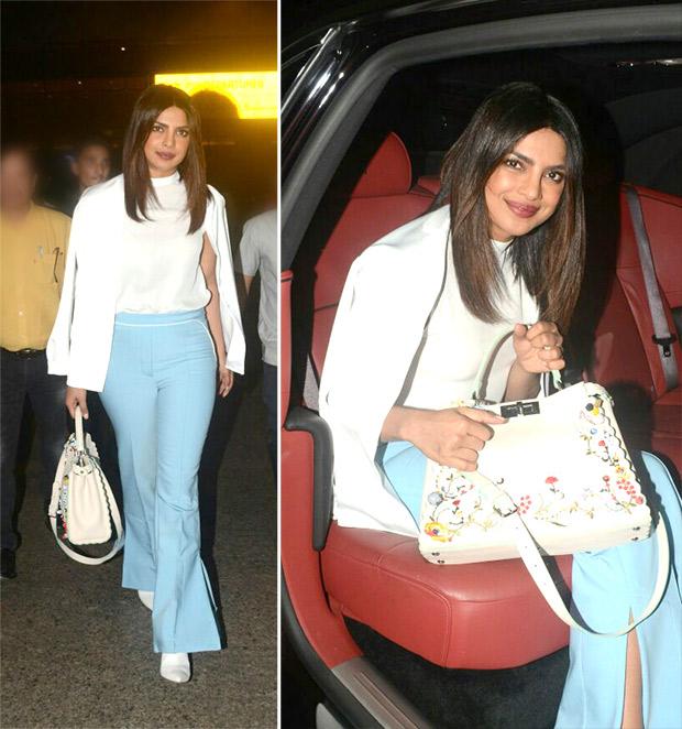 Weekly Airport Style: Priyanka Chopra