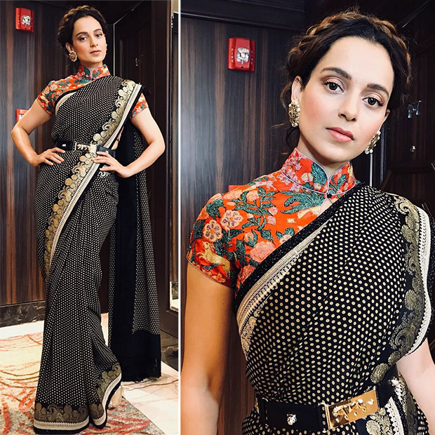 Weekly Best Dressed: Kangana Ranaut in Sabyasachi