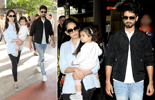 Weekly Celeb Airport Style: Shahid Kapoor