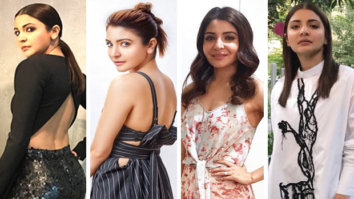 When Anushka Sharma got into shimmer, stripes, florals and monochrome for Pari promotions