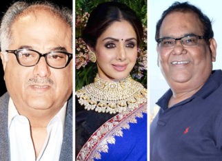"""""""Boney Kapoor just can't stop crying,"""" says Satish Kaushik as he reminisces over his time with the wonderful Sridevi"""