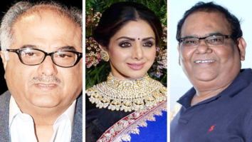 """Boney Kapoor just can't stop crying,"" says Satish Kaushik as he reminisces over his time with the wonderful Sridevi"