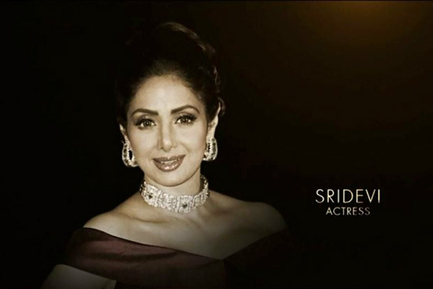 Oscars 2018 remember late actors Shashi Kapoor and Sridevi in memoriam