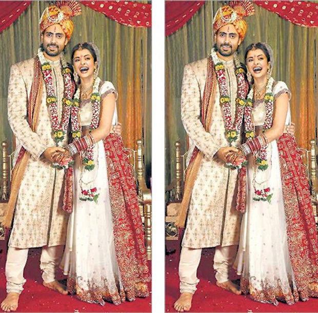 11 pics of Aishwarya Rai - Abhishek Bachchan CELEBRATING their 11 years of togetherness!