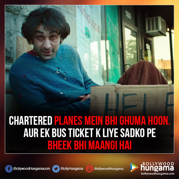 7 Not to miss dialogues from the teaser of the Ranbir Kapoor starrer Sanju