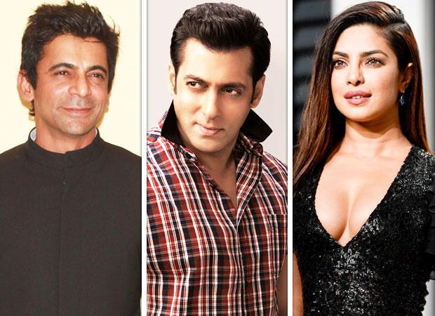 After Chhuriyaan, Sunil Grover bags Salman Khan- Priyanka Chopra starrer Bharat