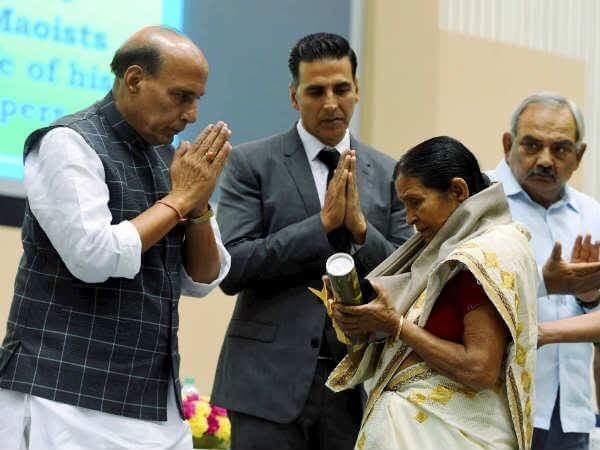 Initiative of Akshay Kumar, Bharat Ke Veer succeeds in raising Rs. 29 crores in just one year