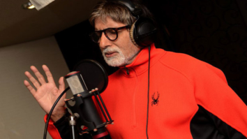 Amid health issues, Amitabh Bachchan croons an additional song for 102 Not Out -1