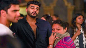 Arjun Kapoor drops by the sets of Kalank to support 2 States director Abhishek Varman