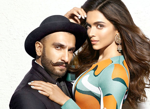 BREAKING Deepika Padukone and Ranveer Singh signed for a YRF film