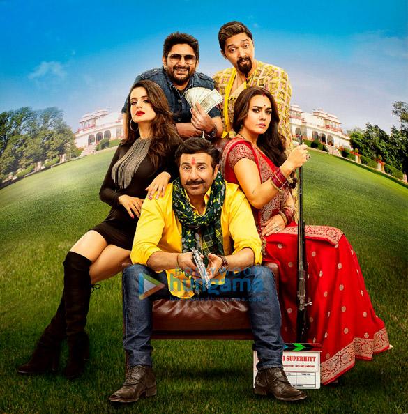 Movie Stills Of Bhaiaji Superhit