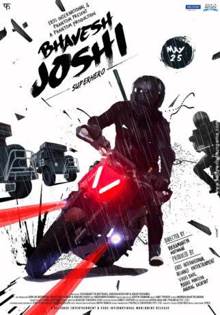 First Look Of The Movie Bhavesh Joshi Superhero