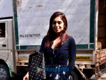 Bhumi Pednekar snapped