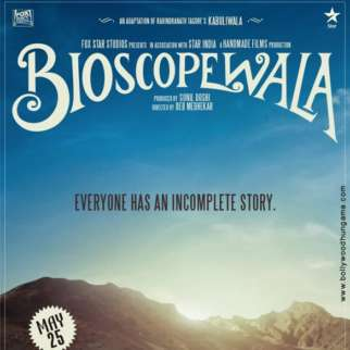 First Look Of Bioscopewala