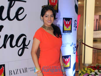 Celebs grace Haute Spring at Phoenix Marketcity