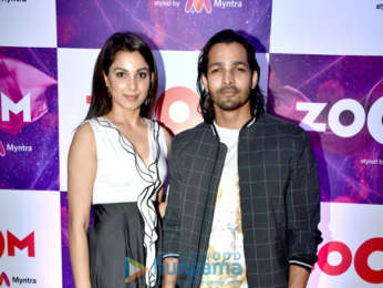 Celebs grace the Zoom Myntra association bash